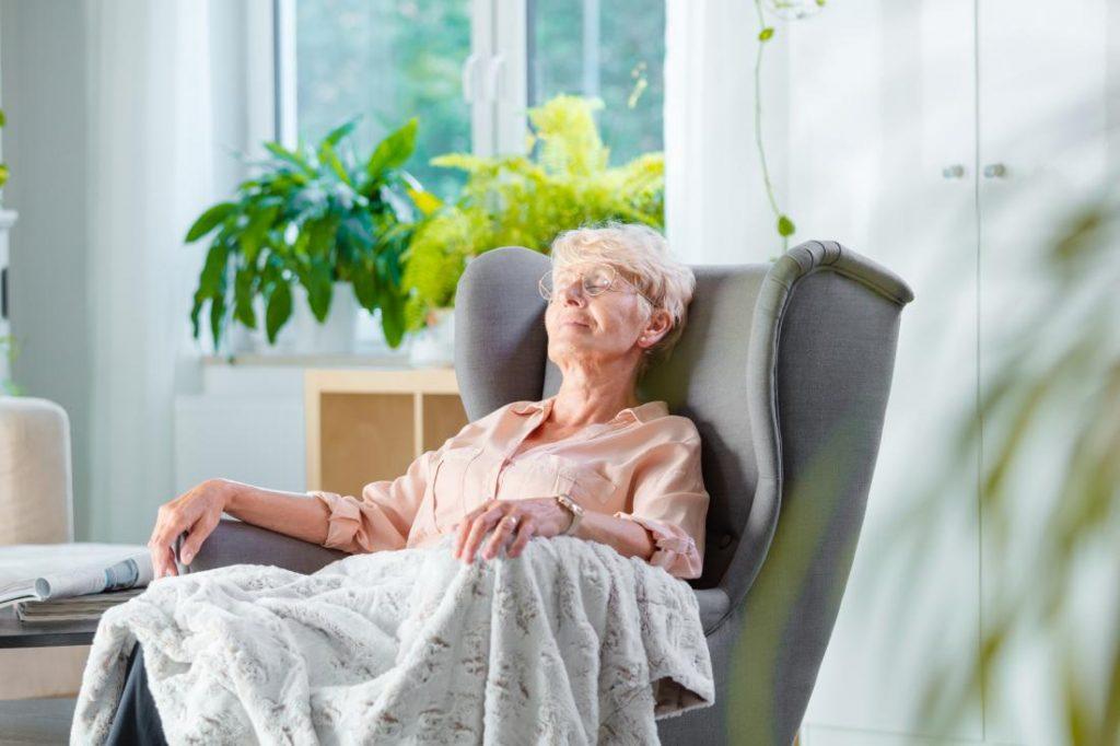 problemas de sueño al envejecer