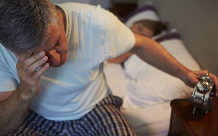 insomnio en la vejez