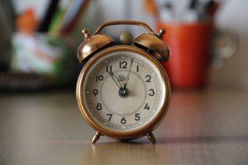 Ideas para despertarse antes