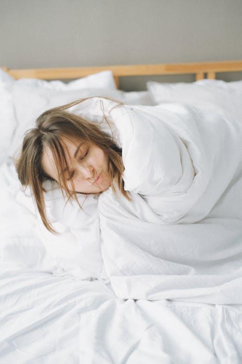 un horario de dormir