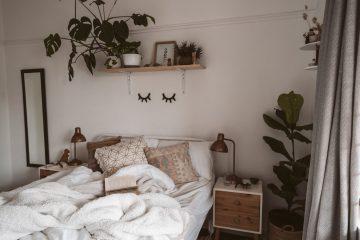 Consejos para refrescarse en el dormitorio