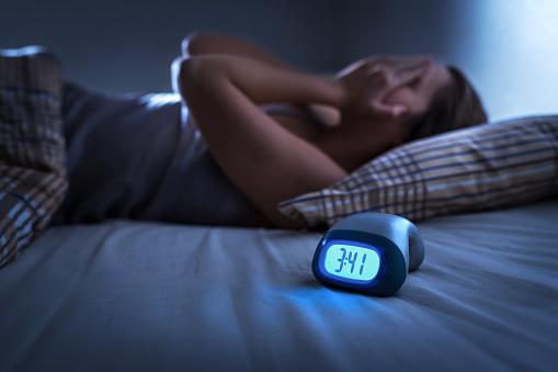 horas sin dormir