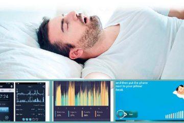 Aplicaciones de seguimiento del sueño